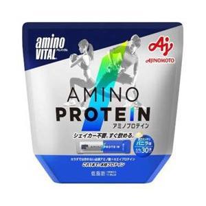 味の素 アミノプロテイン アミノバイタル(バニラ風味/30本入りパウチ) 16AM2700
