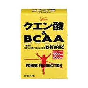 グリコ GLICO クエン酸 & BCAA