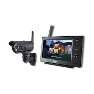 ELPA(エルパ) ワイヤレスカメラ&モニターセット CMS-7110 [振込不可]