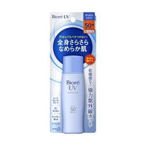 強力紫外線から全身をしっかり守るUVミルク。スーパーウォータープルーフ。SPF50+/PA++++