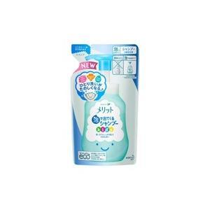 花王 【メリット】泡で出てくるシャンプーキッズ つめかえ用 (240ml)