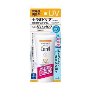 花王 【curel(キュレル)】UVエッセンス SPF30 50g