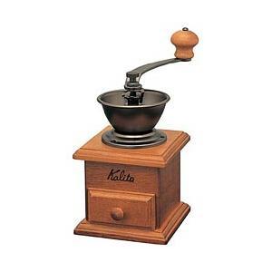 【お取り寄せ】カリタ 手挽きコーヒーミル 「ミニミル」