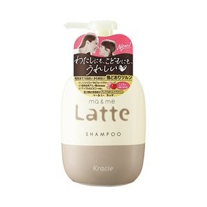 クラシエ Kracie ma&me(マー&ミー)Latte(ラッテ)シャンプー(490g)[シャンプー]|y-sofmap