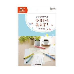 クレタケ(呉竹精昇堂) コツをつかんで今日から美文字!(練習帳)|y-sofmap