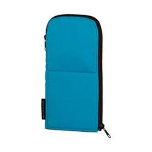 コクヨ [ペンケース] ペンケース ネオクリッツフラット (色:ブルー) F-VBF160-3