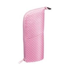 コクヨ [ペンケース] ペンケース ネオクリッツ ピンク(ドット柄)×ピンク F-VBF180-5