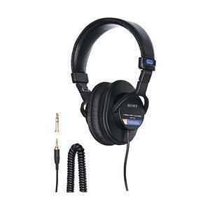 プロフェッショナルの使用に応える高音質・高耐入力の折りたたみ式業務用ヘッドホン