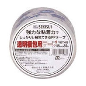 積水化学工業 透明梱包用テープ P83TK03の関連商品1