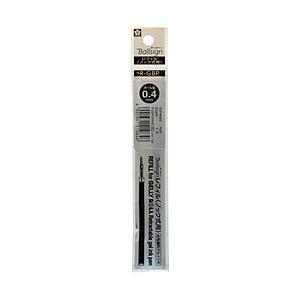サクラクレパス SAKURA COLOR PRODUCT [ボールペン替芯] ボールサインノック用レフィル ブラック (ボール径:0.4mm) RGBP04#49 y-sofmap