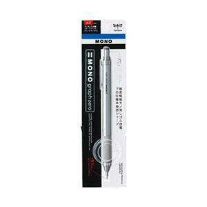トンボ鉛筆 Tombow [シャープペン] モノグラフゼロ シルバー (芯径:0.5mm) DPA-162B|y-sofmap
