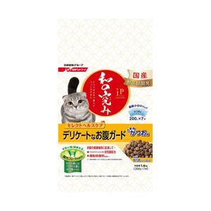 日清ペットフード Nisshin Pet Food JPスタイル 和の究み 猫用セレクトヘルスケア ...