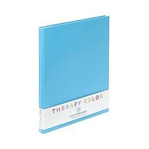 ナカバヤシ フエルアルバム Digio 「セラピーカラー」(A4サイズ・10P/ピュアブルー) TCAF-A4/N-PB|y-sofmap