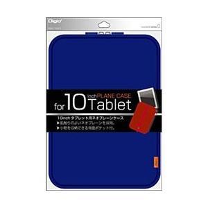 ナカバヤシ 10.6インチタブレット対応[横幅 280mm] ネオプレーンケース (ブルー) SZC-TCF10BL (SZCTCF10BL)|y-sofmap