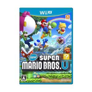 任天堂 NewスーパーマリオブラザーズU 【Wii Uゲームソフト】
