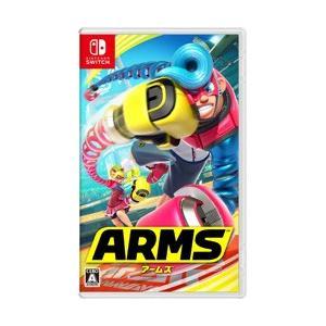のびーるウデで、勝利をつかめ!新・格闘スポーツ開幕! 『ARMS』がNintendo Switchで...
