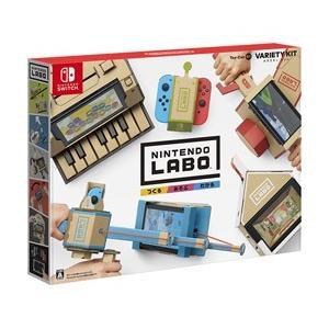 任天堂 Nintendo Labo Toy-Con 01: Variety Kit 【Switchゲームソフト】|y-sofmap
