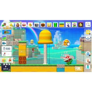 任天堂 スーパーマリオメーカー 2 はじめてのオンラインセット 【Switchゲームソフト】|y-sofmap|05