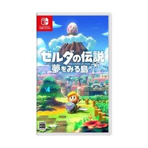 任天堂 ゼルダの伝説 夢をみる島 【Switchゲームソフト】|y-sofmap