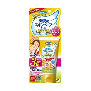 フマキラー 天使のスキンベープジェル プレミアム(40g)〔虫除け〕