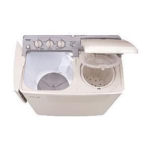 【基本設置料金セット】日立 2槽式洗濯機 (4.5kg) PS-H45L-CP ※リサイクル別売 【...