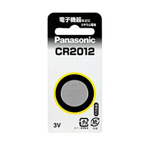 パナソニック CR2012 (コイン形リチウム...の関連商品5