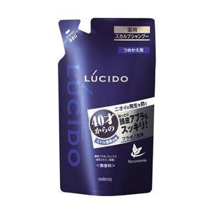 マンダム 【LUCIDO(ルシード)】薬用スカルプデオシャンプーつめかえ用(380ml)