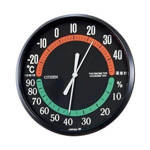 リズム時計 温湿度計 「TM42-3」 9CZ013-002|y-sofmap