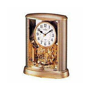 リズム時計 置き時計 「サルーン」 4SG724-018|y-sofmap