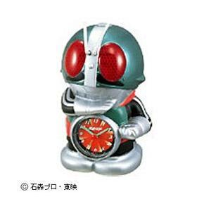 リズム時計 目覚まし時計 「仮面ライダー」 4SE502RH05|y-sofmap