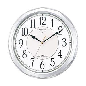 シチズン 電波掛け時計 「ネムリーナサニー」4MY642-019|y-sofmap