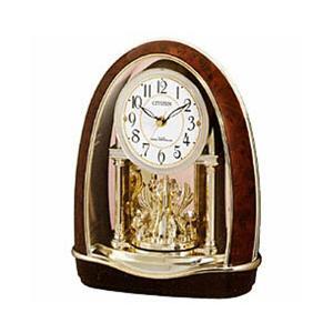 リズム時計 電波置き時計 「パルドリーム」 4RN414-023|y-sofmap