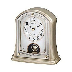 リズム時計 電波置き時計 「パルドリーム」 4RY693-018|y-sofmap