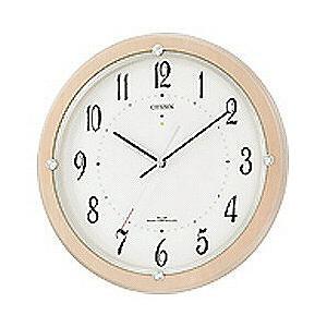 リズム時計 ソーラー電波掛け時計 「サイレントソーラーM798」 4MY798-007|y-sofmap