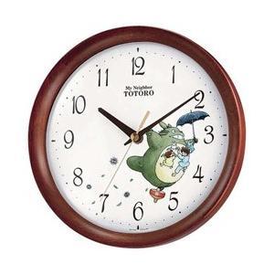 リズム時計 掛け時計 「トトロM27」 8MGA27RH06|y-sofmap