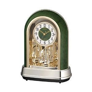 リズム時計 4RN427-005 電波置き時計 「パルドリームR427」 [振込不可]|y-sofmap