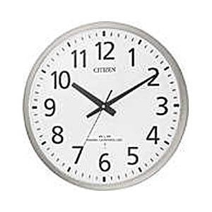 リズム時計 電波掛け時計 「スペイシーM463」 8MY463-019|y-sofmap
