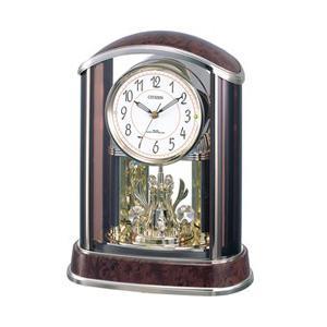 リズム時計 電波置き時計 「パルアモールR658N」 4RY658-N23 [振込不可]|y-sofmap