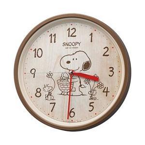 リズム時計 掛け時計 「スヌーピー」 8MGA40-M06|y-sofmap