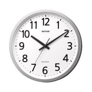 リズム時計 電波掛け時計 「フィットウェーブジニア」 4MYA38SR19|y-sofmap