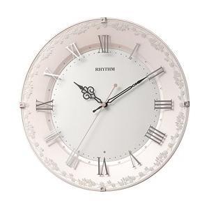 リズム時計 RHYTHM 電波掛け時計 「アラカルト538」 8MY538SR13|y-sofmap