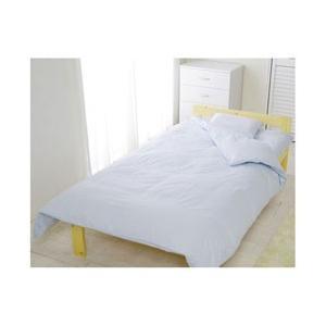 綿100%で手触りの良いシンプルなボックスシーツです。 【サイズ】シングル(100×200×25cm...