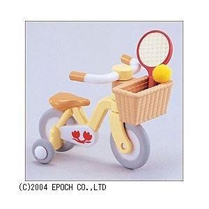 エポック社 シルバニアファミリー 自転車(こども用) [振込不可]