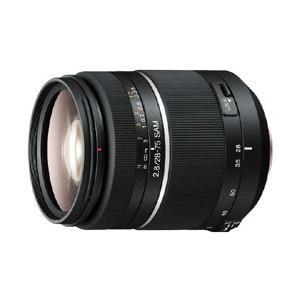 ソニー(SONY) カメラレンズ 28-75mm F2.8 SAM【ソニーA(α)マウント】
