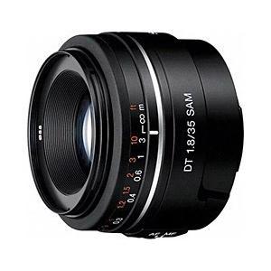 ソニー(SONY) カメラレンズ DT 35mm F1.8 SAM【ソニーA(α)マウント(APS-...