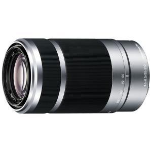 ソニー(SONY) カメラレンズ E 55-210mm F4.5-6.3 OSS【ソニーEマウント(APS-C用)】|y-sofmap
