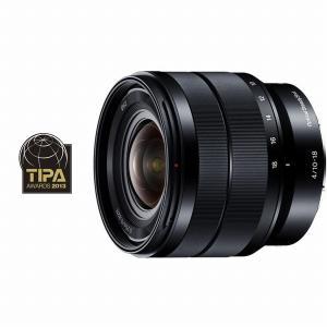 ソニー(SONY) カメラレンズ E 10-18mm F4 OSS【ソニーEマウント(APS-C用)...