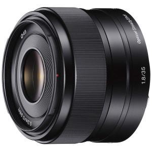 ソニー(SONY) カメラレンズ E 35mm F1.8 OSS【ソニーEマウント(APS-C用)】