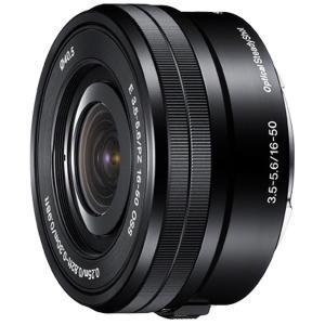 ソニー(SONY) カメラレンズ E PZ 16-50mm F3.5-5.6 OSS【ソニーEマウン...