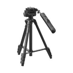 携帯時は480mmと小型で持ち運びやすいリモコン三脚